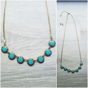 Necklace with Earrings!